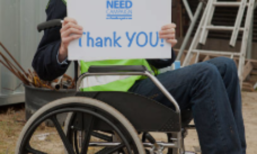 The Real Need Campaign