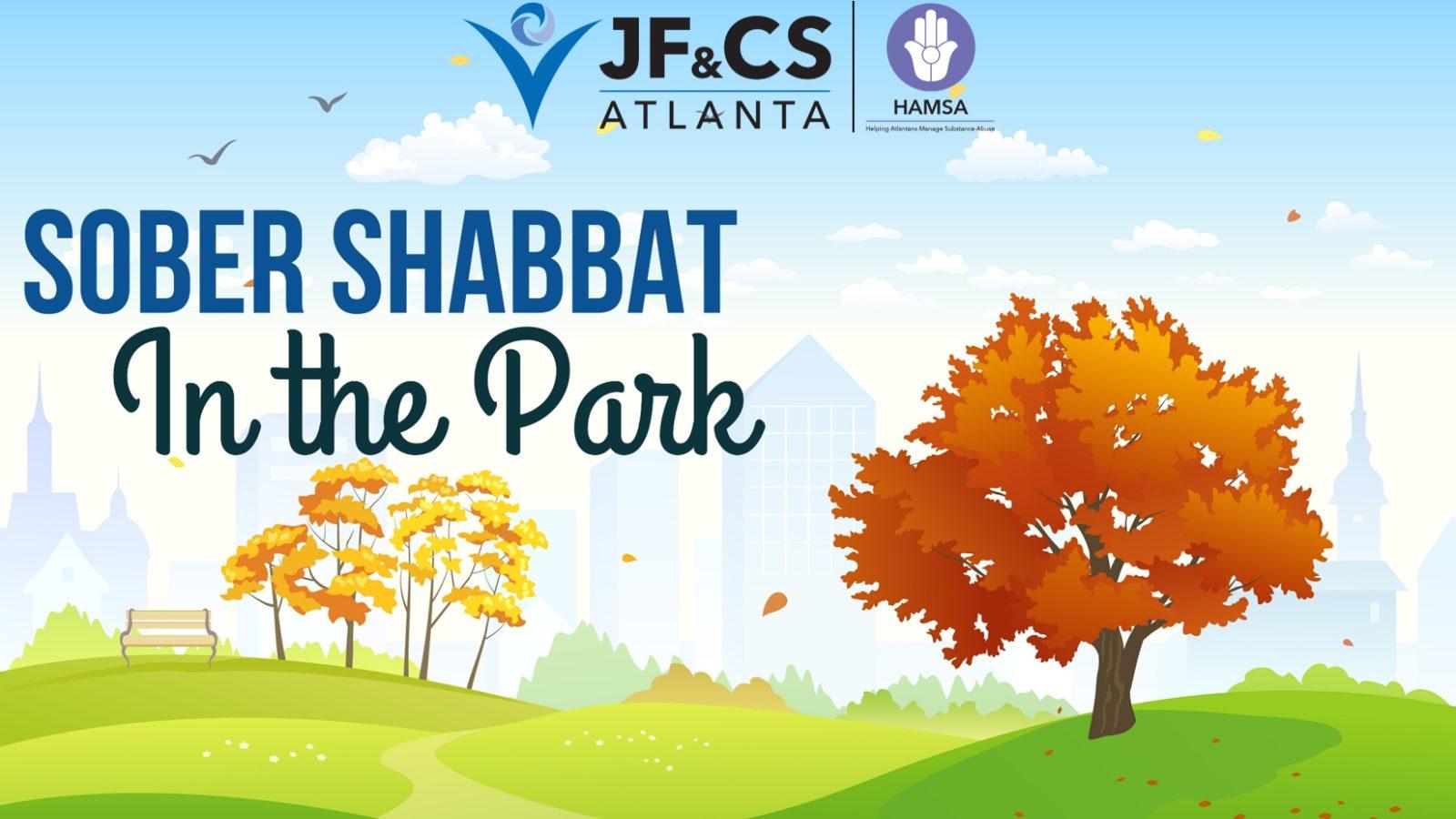 Sober Shabbat in the Park
