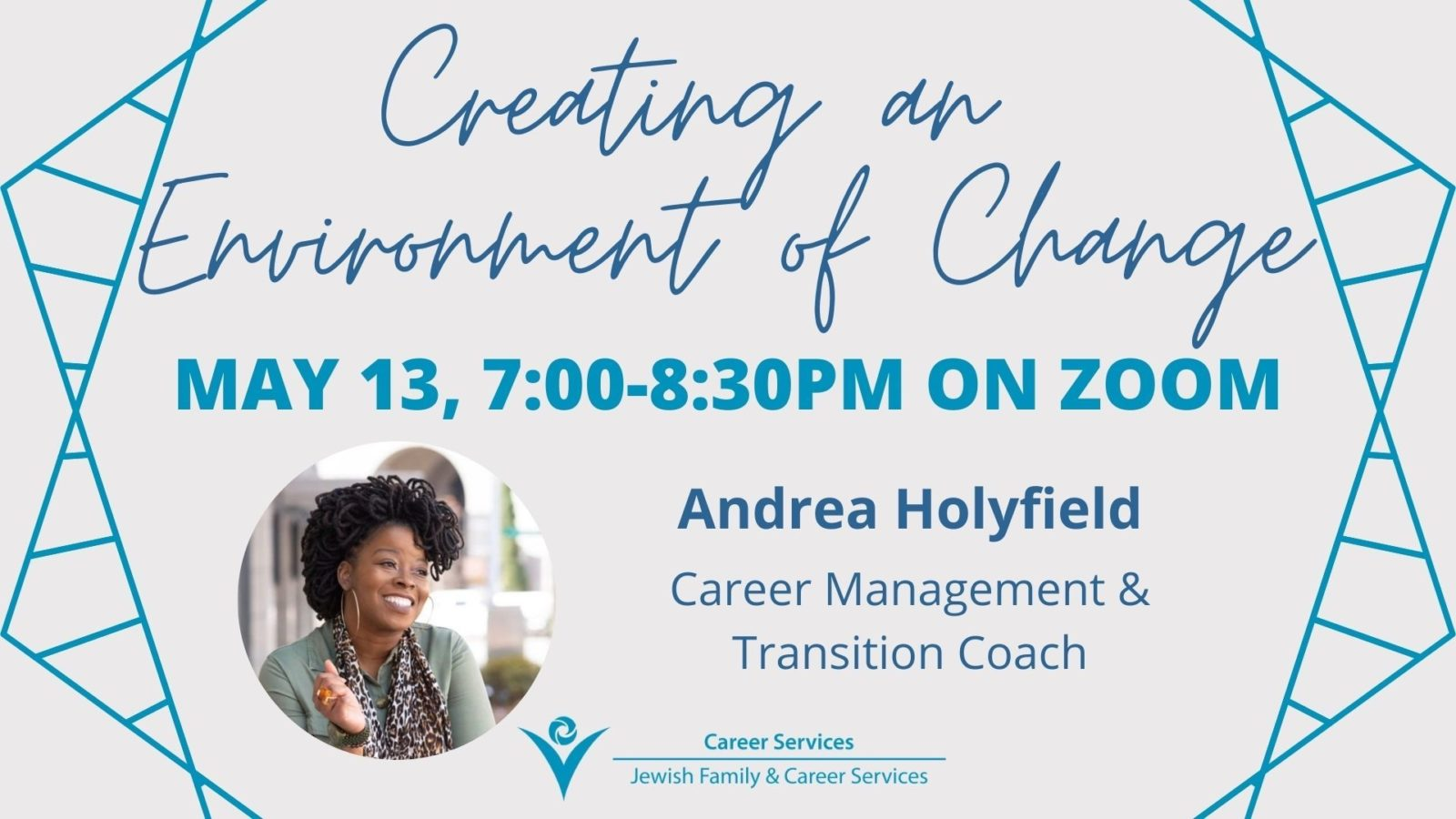 Speaker Event: Creating an Environment of Change