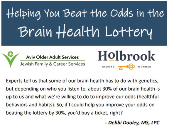 Brain Health Lottery