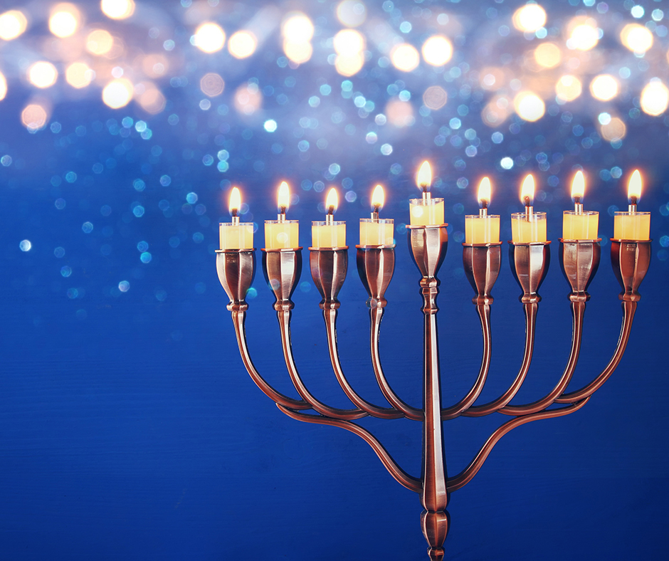 Chanukah:  The Season of Jewish Pride