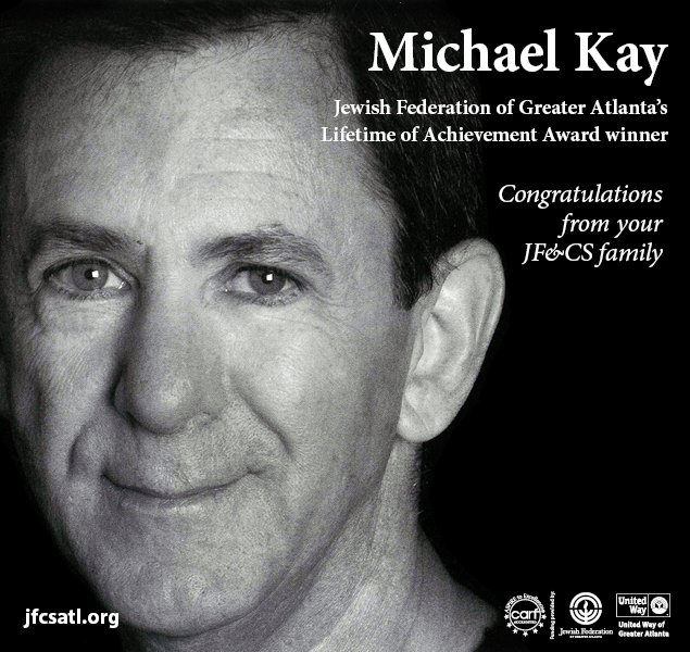 Michael Kay Receives JFGA's Lifetime of Achievement Award