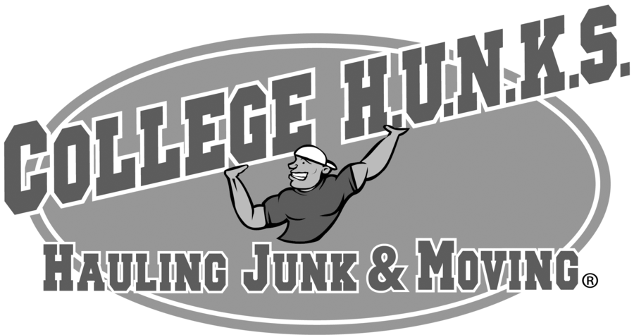 College Hunks Logo Grayscale
