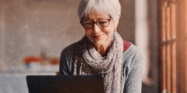 Online Learning Groups Help Seniors Stay Connected