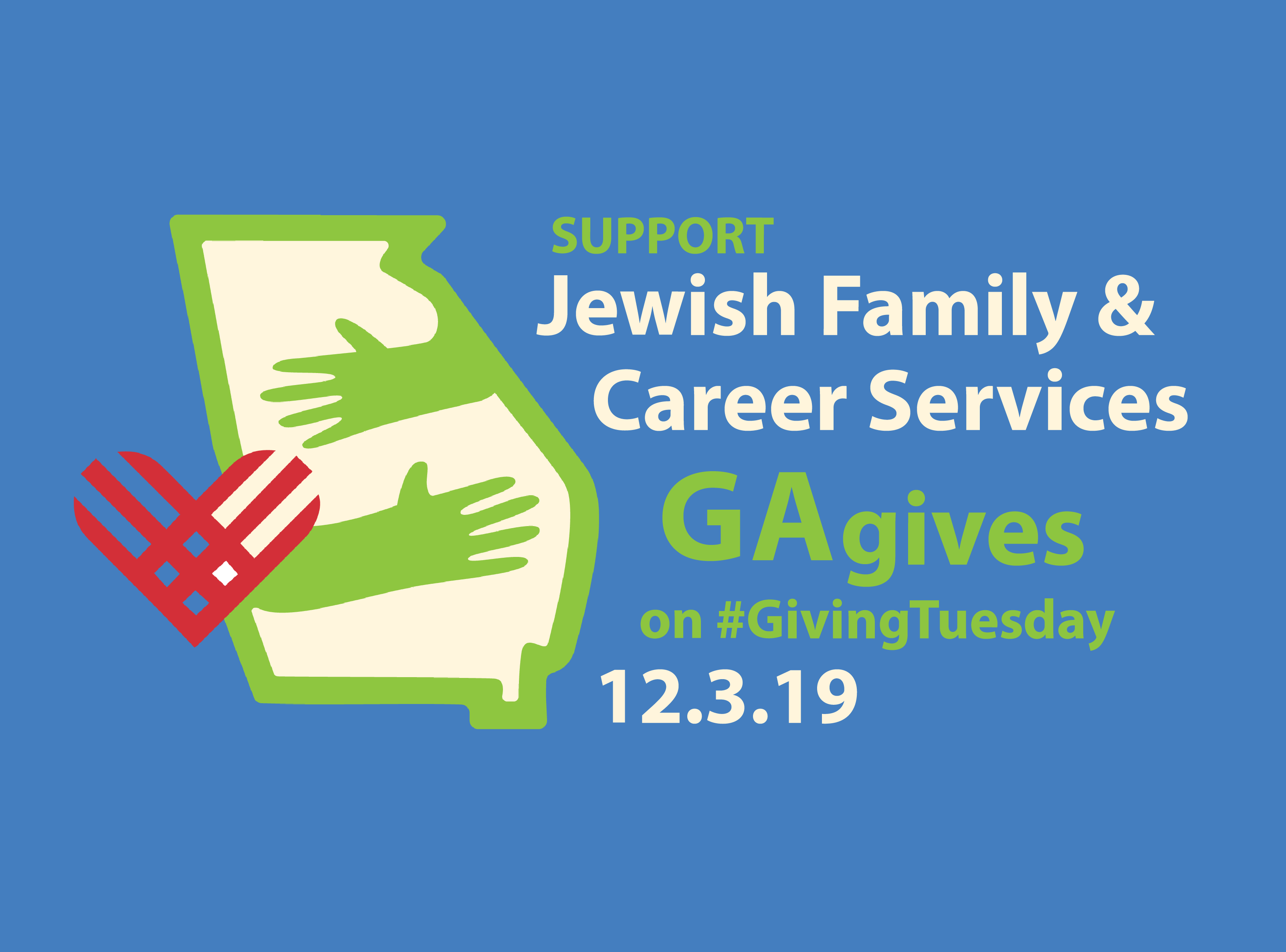 Giving Tuesday is Dec 3rd