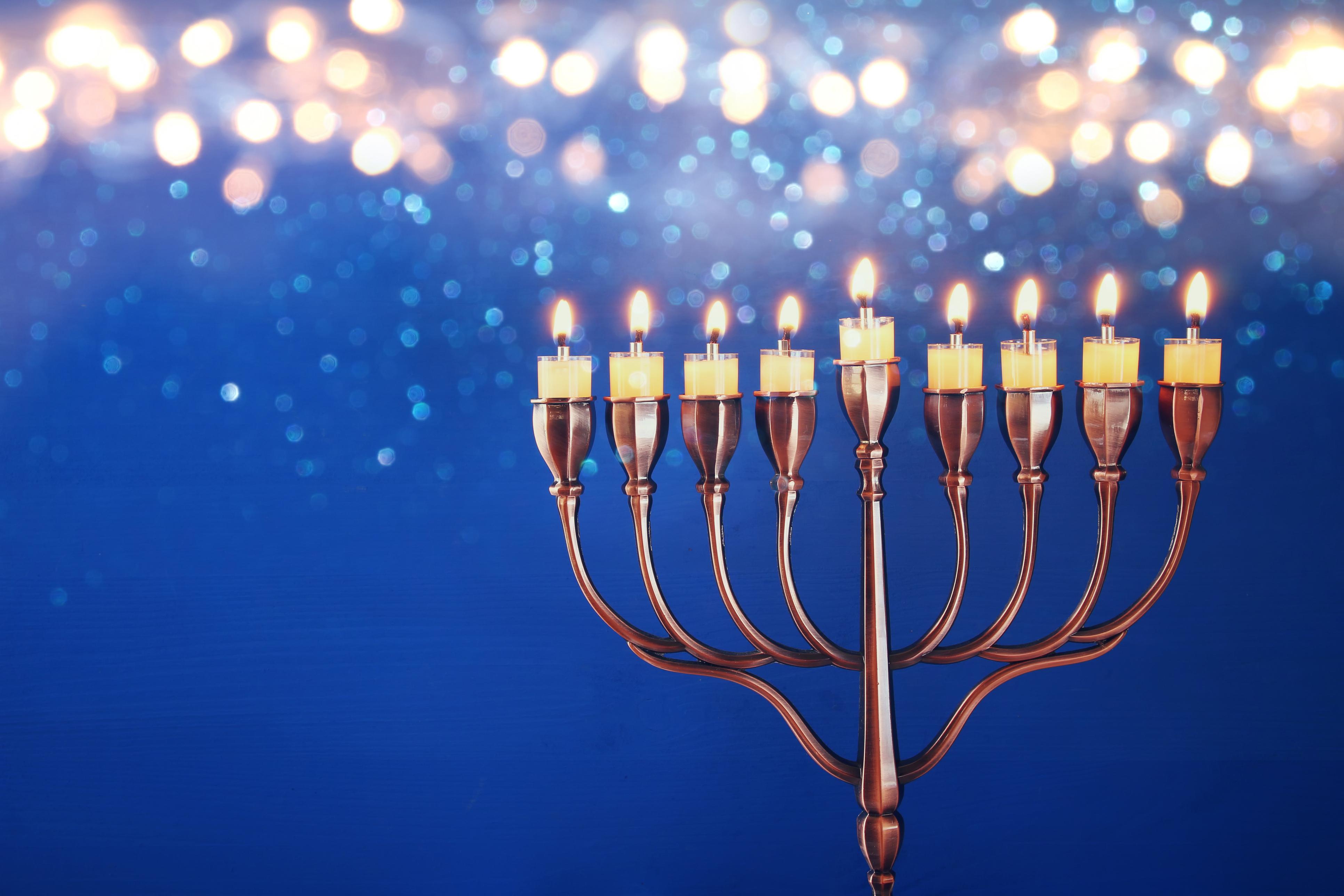 Hanukkah Torah Teaching with Rabbi Judith Beiner