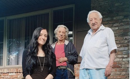 Mira, Abe and Selma's One Good Deed Journey