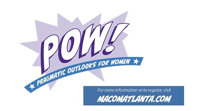 POW! Gives Super Women Support