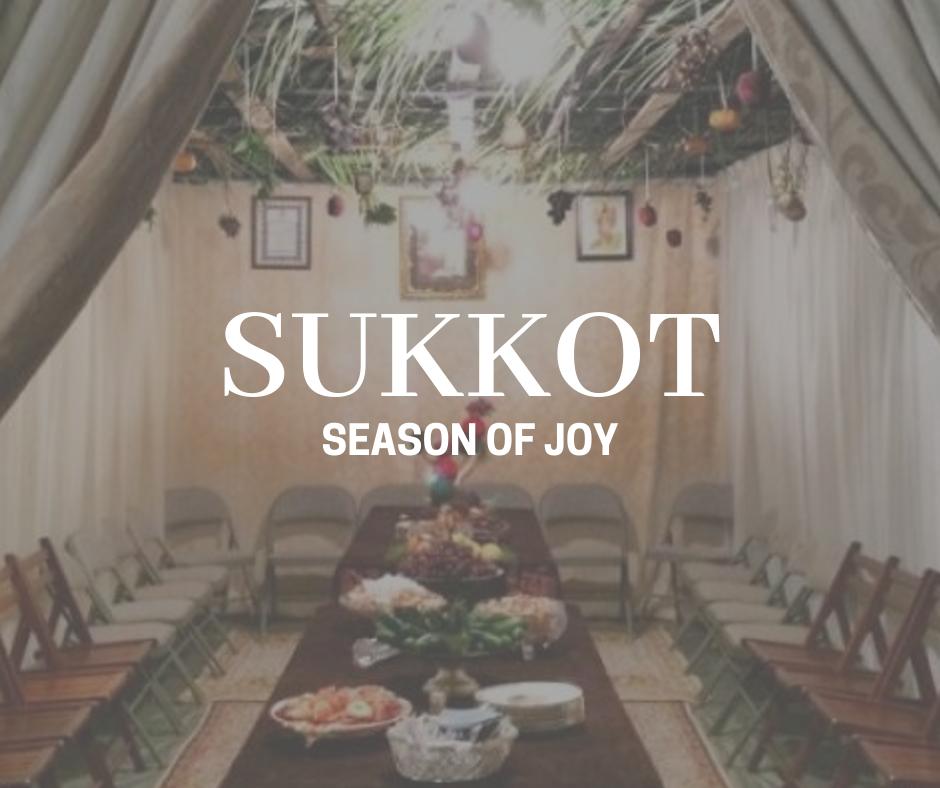Try Building a Sukkah!