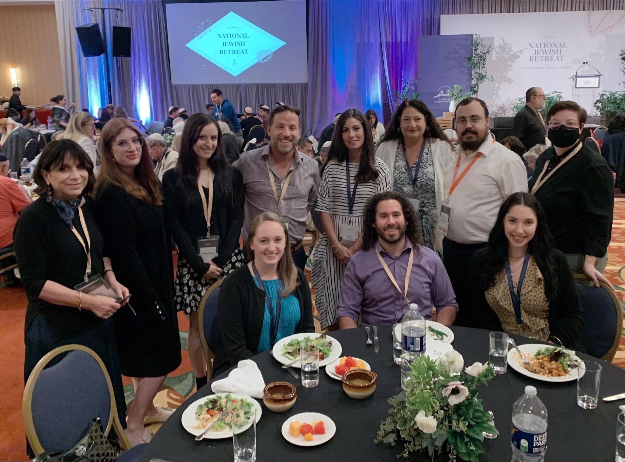 JF&CS Staff Members Attend Spirituality and Wellness Summit