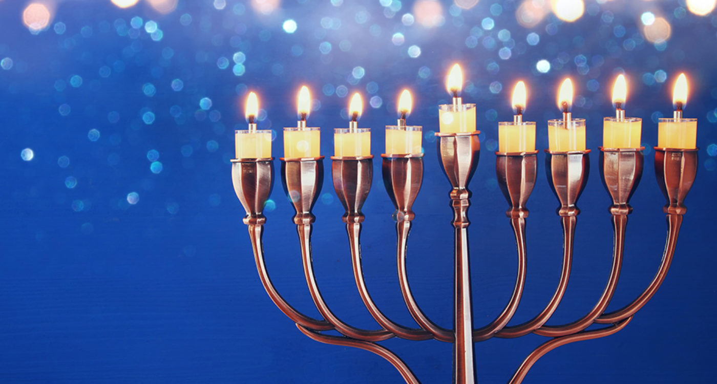 Chanukah:  The Season of Jewish Pride