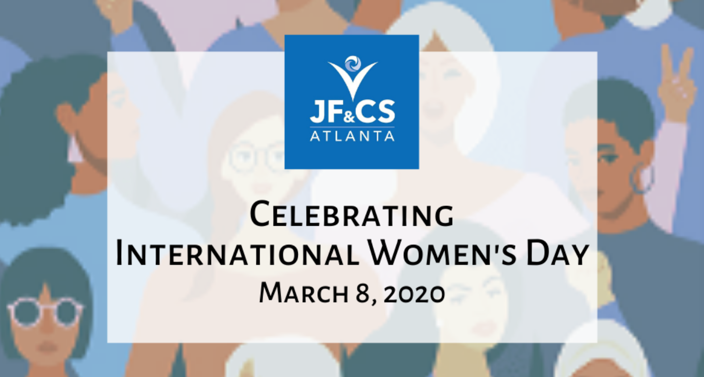 Celebrating International Women's Day - March 8