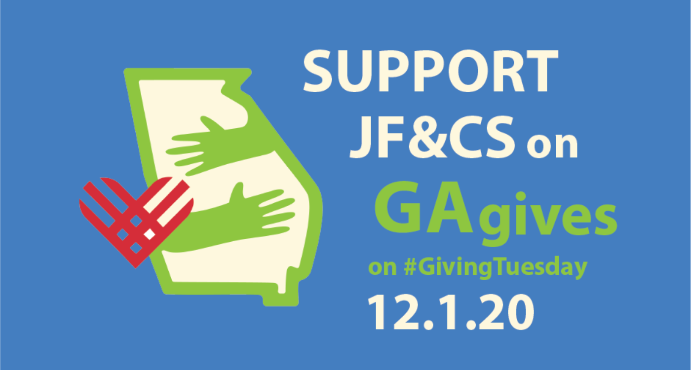 Giving Tuesday is Dec 1