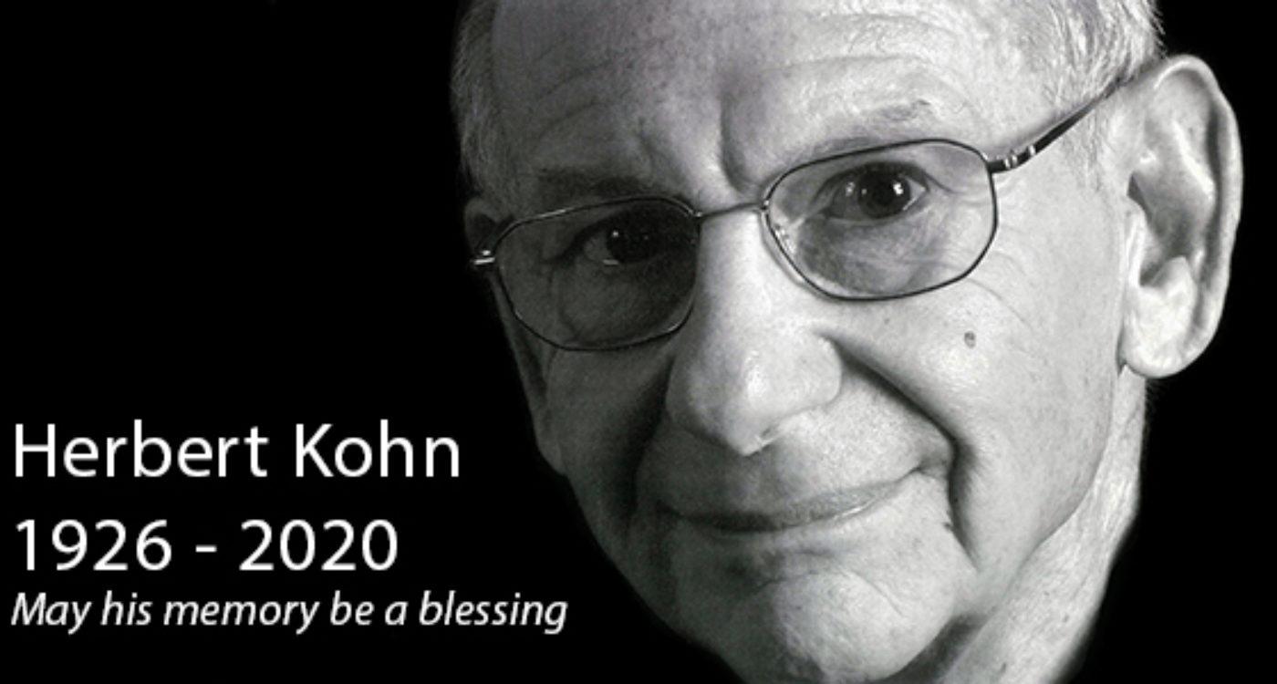 Honoring Herbert Kohn