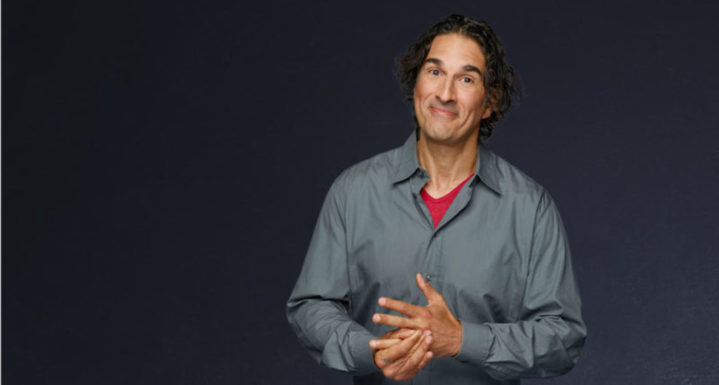 A Live Interview with Gary Gulman