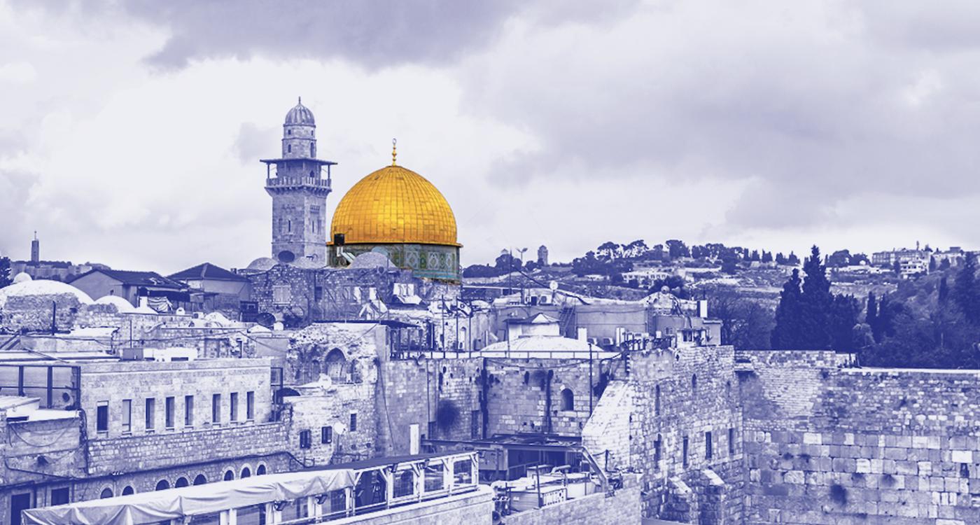 AgeWell Atlanta Event: Running Around Jerusalem