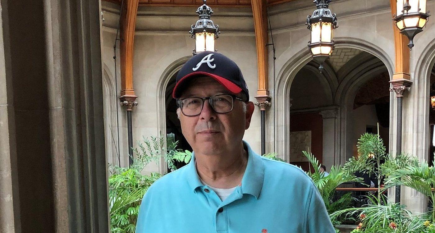 Chaplaincy Volunteer Spotlight: Barry Starr