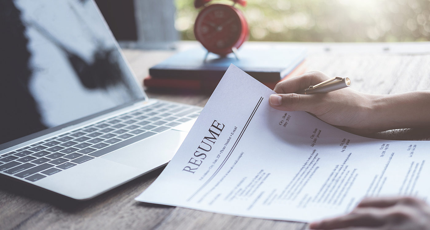Five Ways to Update Your Resume