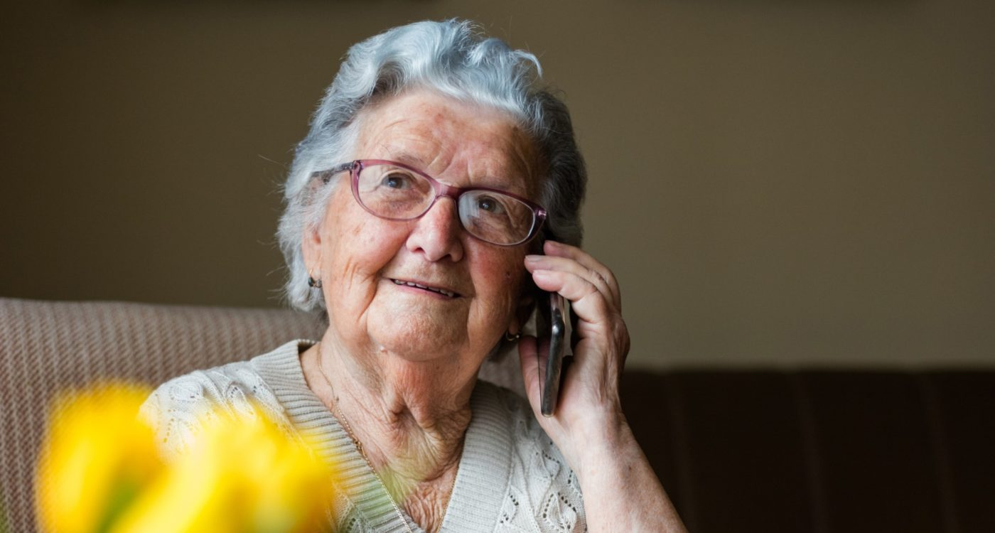 Chaplaincy Program Stays In Touch with Our Jewish Seniors