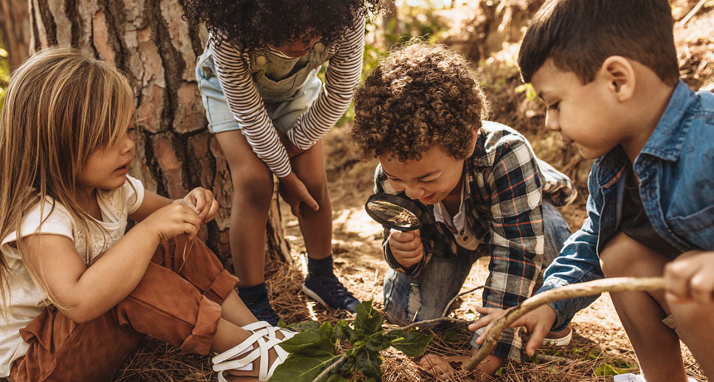 Inspire Your Kids to Unplug and Reconnect