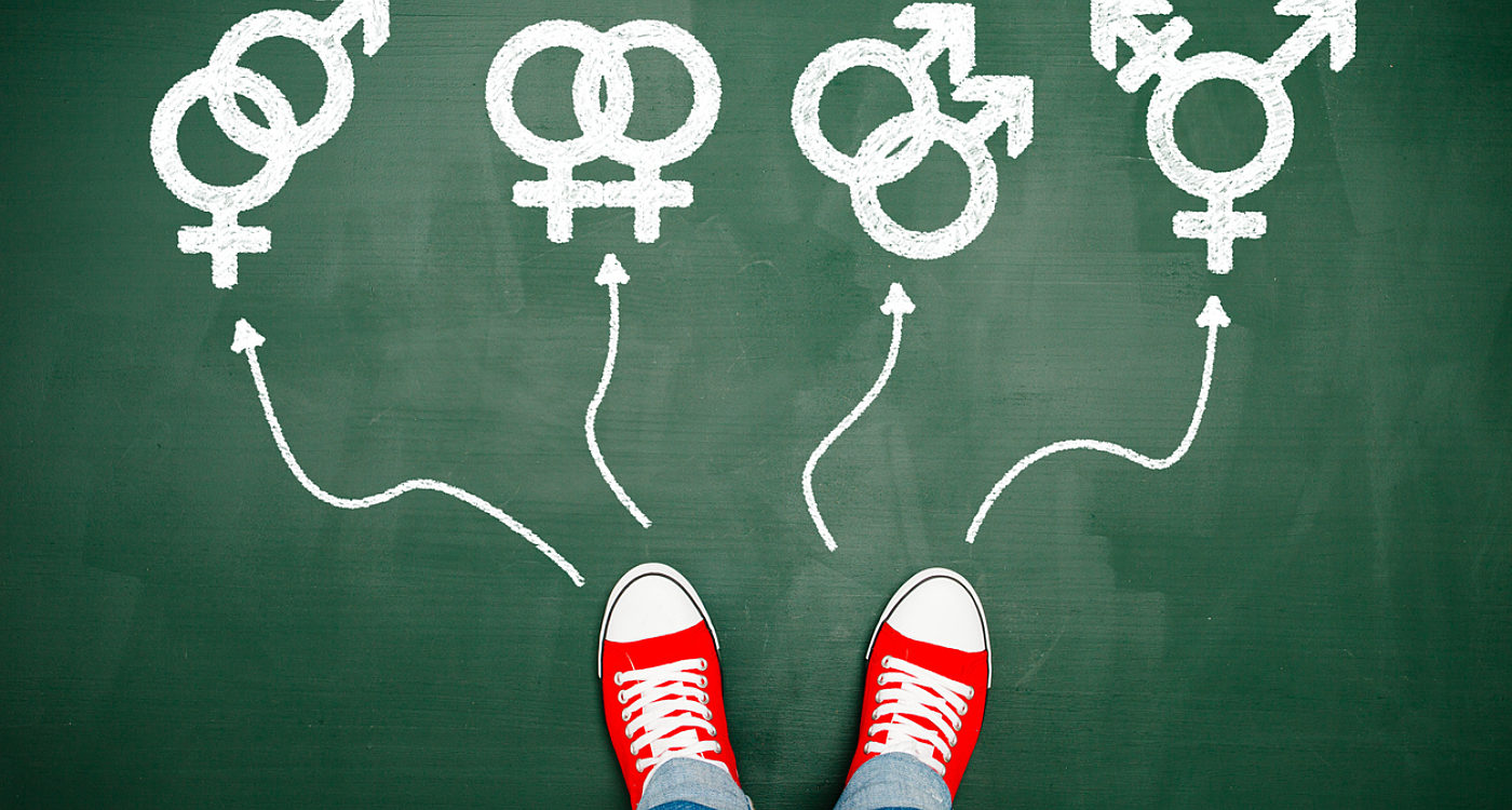 Parenting Non-Binary and Gender-Questioning Kids