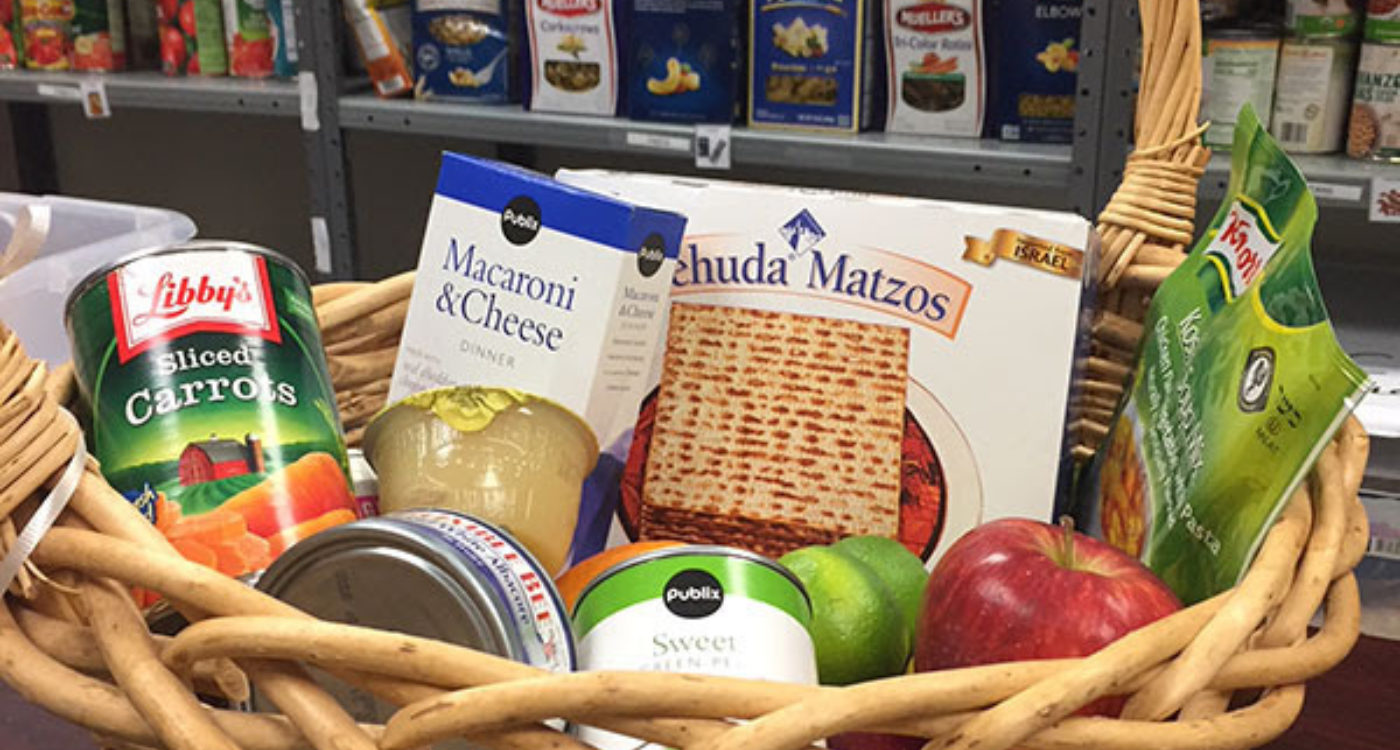 Kosher Food Pantry Delivers Food & Smiles to Older Adults
