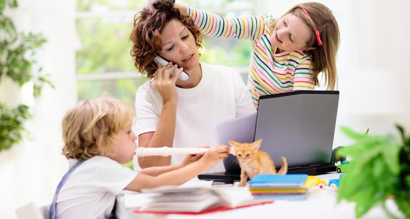 Parenting during lock down: here's what you need to know