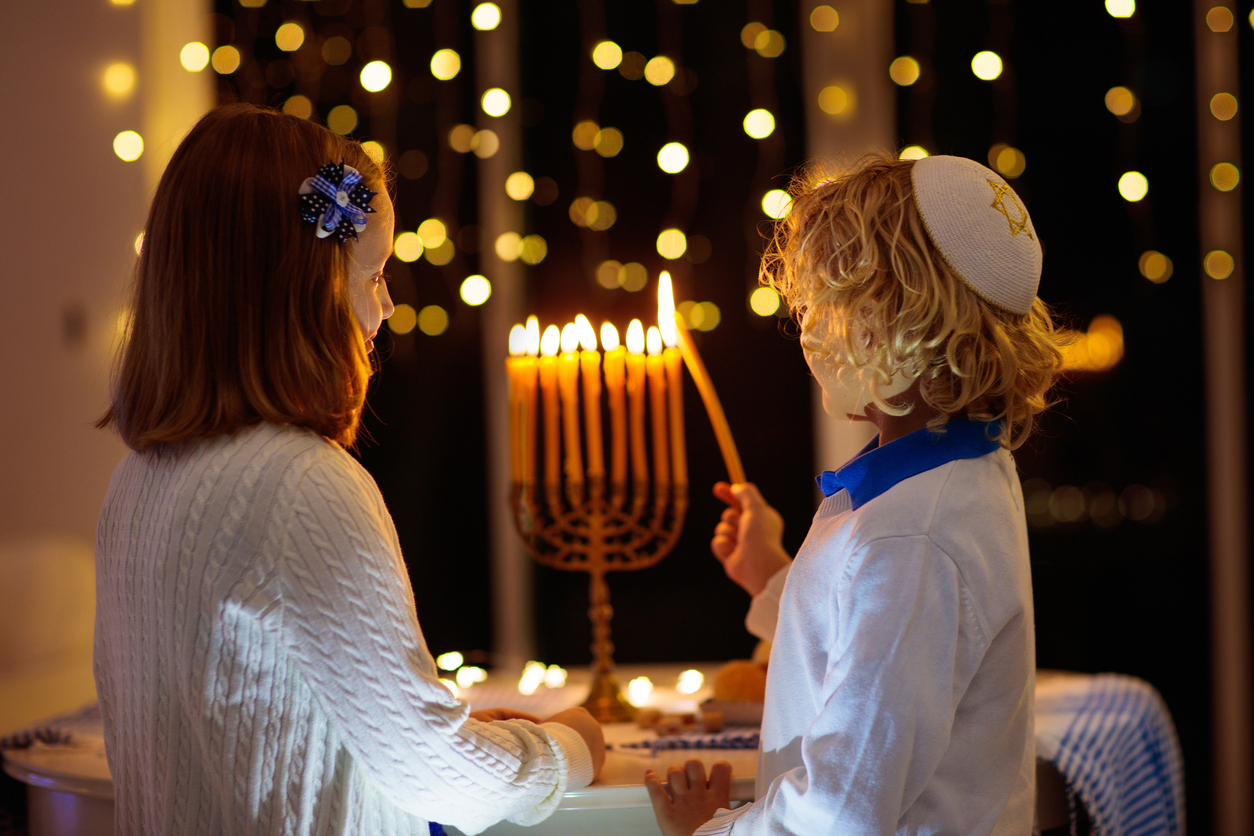 Finding Appreciation for This Year's Hanukkah
