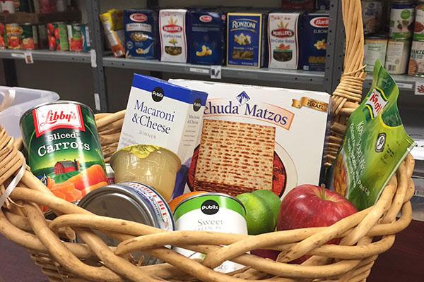 Kosher Food Pantry Delivers Food & Smiles to Older Adults