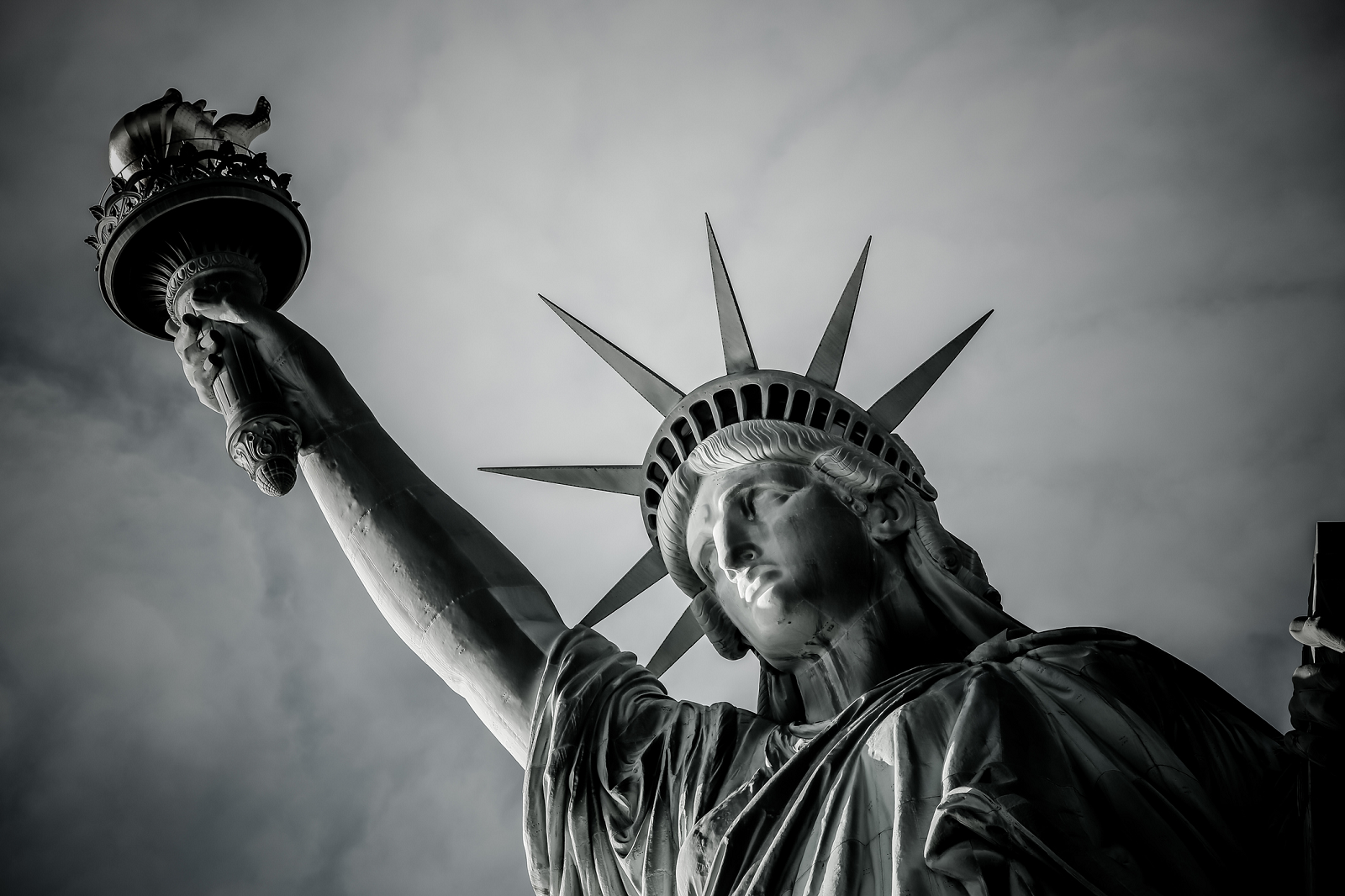 The Statue of Liberty & The Ideal of Welcoming The Stranger